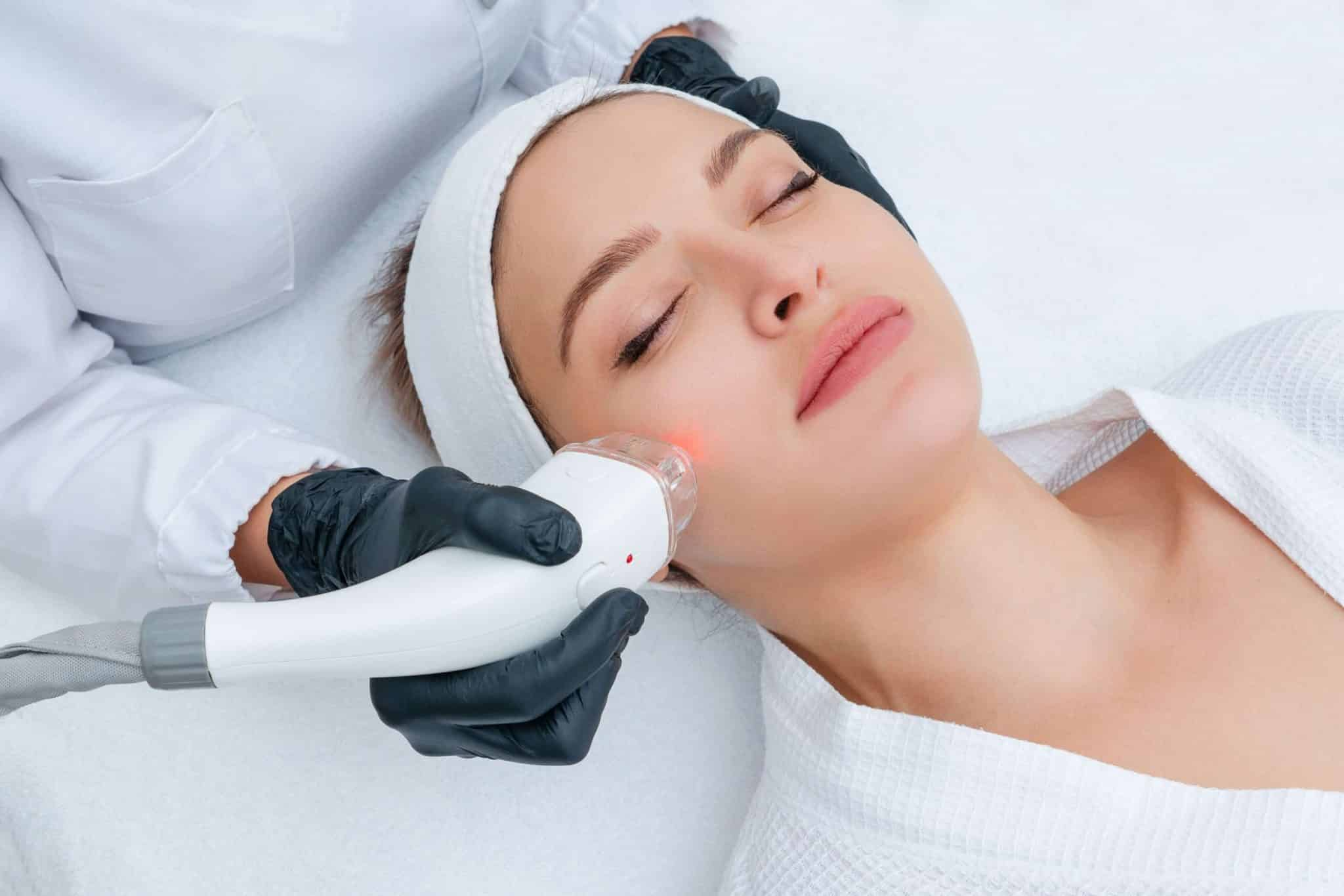 Advanced Facials & Acne Treatments